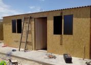venta de cuartos de madera para lima peru