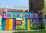 Decoración y murales infantiles
