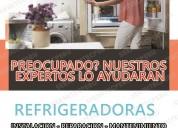 Servicio técnico kenmore| refrigeradoras ☎7378107
