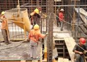 Trabajadores de la construcción y trabajadores gen