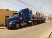 Traslados de carga pesada y mudanzas