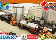 Emulsion asfaltica de rotura media (cms-2)(cms -2h