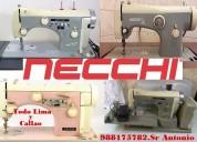 Servicio técnico de máquinas de coser a domicilio