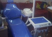Sillon unidad dental electrica s/. 2600 negociable