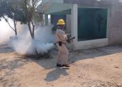 Fumigaciones eko planeet,certificadas 920759180