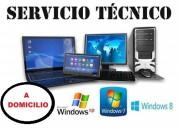 Servicio tÉcnico de pc / laptops