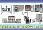 Automatizacion electronica y control industrial -c
