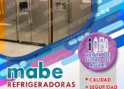 ☞ soluciones a1 en refrigeradoras mabe en surco