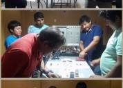 Automatizacion de proceso industrial curso