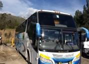 Venta omnibus año 2012
