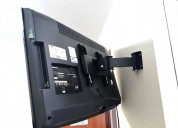 Instalacion de racks para televisores callao