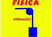 Fisica. clases particulares delivery. c. 999646592