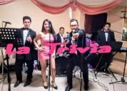 #orquesta la trivia #orquesta para 50 aÑos bodas