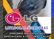 R@pidos !¡ técnicos de lavasecas lg//981091335//