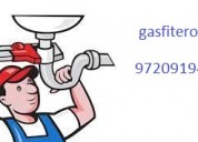 Gasfitero en callao