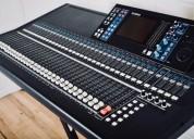 Yamaha mixer ls9-32 consola