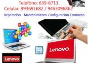 Servicio tÉcnico de laptops a domicilio 946309862