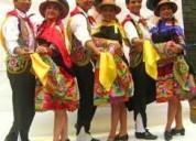 Bailes de la costa, sierra y selva peruana en lima