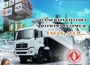 Repuestos para camiones / mixer / volquetes