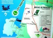 Terrenos 1000 mts2 ciudad brisas de paracas