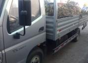 Alquilo camion 6tn baranda baja con chofer