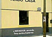 VENDO CASA EN URB. SOL DE HUAMPANI - CHOSICA