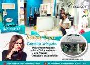 Carmen salÓn spa – salÓn de belleza – en sjl