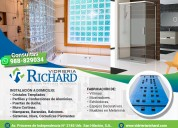 Vidrieria richard – instalaciÓn - mantenimiento