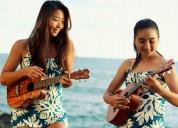Clases de ukulele en surco lima peru