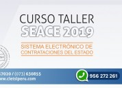 CURSO TALLER SIAF RP 2019