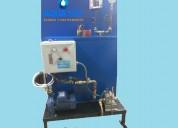 Sauna vapor generador glp