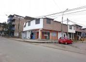 Se vende casa en avenida en esquina sjm $122,000