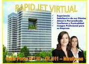 Alquiler de oficina virtual mas licencia de funcio