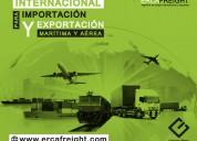 Operador logístico ercafreight