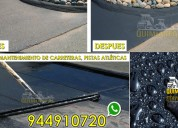 Venta de emulsion asfaltica rotura lenta en stock