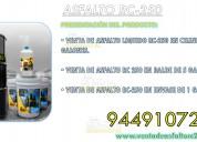 Venta de asfalto rc 250 mc 30 producto garantizado