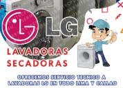 Lg reparación de lavadoras en surquillo 981091335