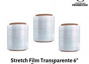 Strech film transparentes al por mayor envios