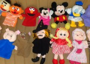 Cuenta cuentos y show infantil con titeres para ni