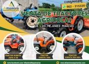 Altamira maquinarias – tractores agrÍcolas en lima