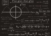 Ingeniero preuni matematicas, rm, fisica, quimica