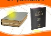 Empastados y mantenimiento de libros - biblias y m