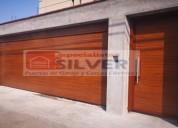 FabricaciÓn de puertas de garaje