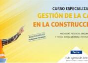 Curso  gestiÓn de la calidad en la construcciÓn