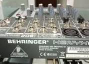 Servicio exclusivo behringer  para lima peru