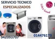 Servicio tecnico lavadoras lg 44176173 surco