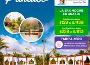 viaje a sauce resort tarapoto agencia de viaje