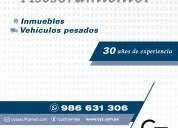 ASESORAMIENTO EN TRÁMITES VEHICULARES VARIOS E INM