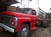 Camion ford ft 7000 año 82