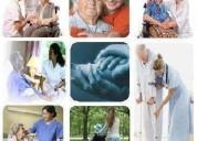 Servicio asistencial para el adulto mayor